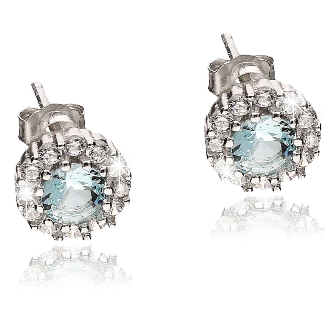 orecchini donna gioielli GioiaPura GPSRSOR1239-AZ