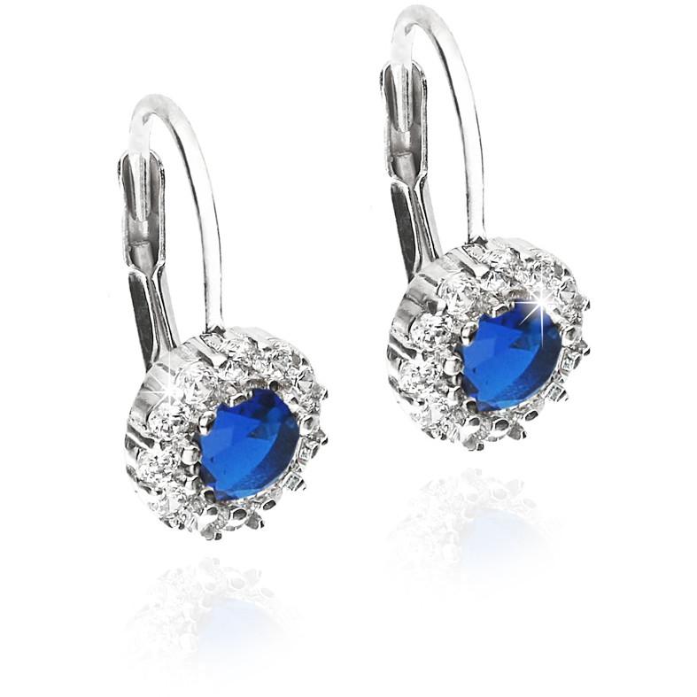 orecchini donna gioielli GioiaPura GPSRSOR1548-BL