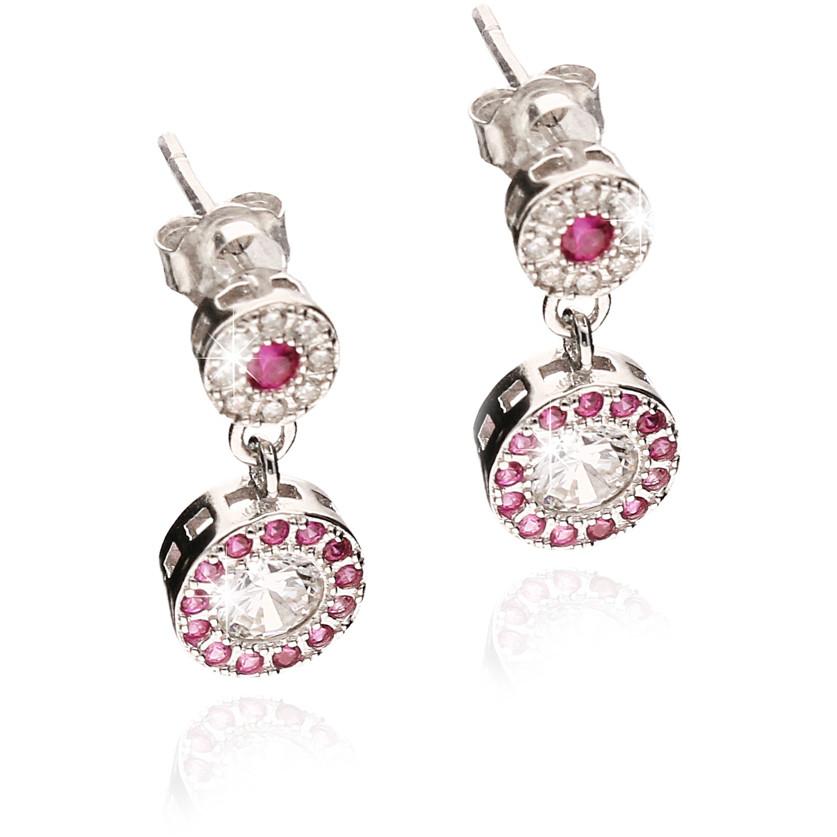 orecchini donna gioielli GioiaPura GPSRSOR2303-RO