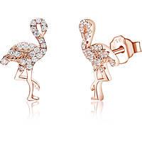 orecchini donna gioielli GioiaPura INS028OR296RS