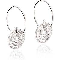 orecchini donna gioielli GioiaPura WOF01021SI