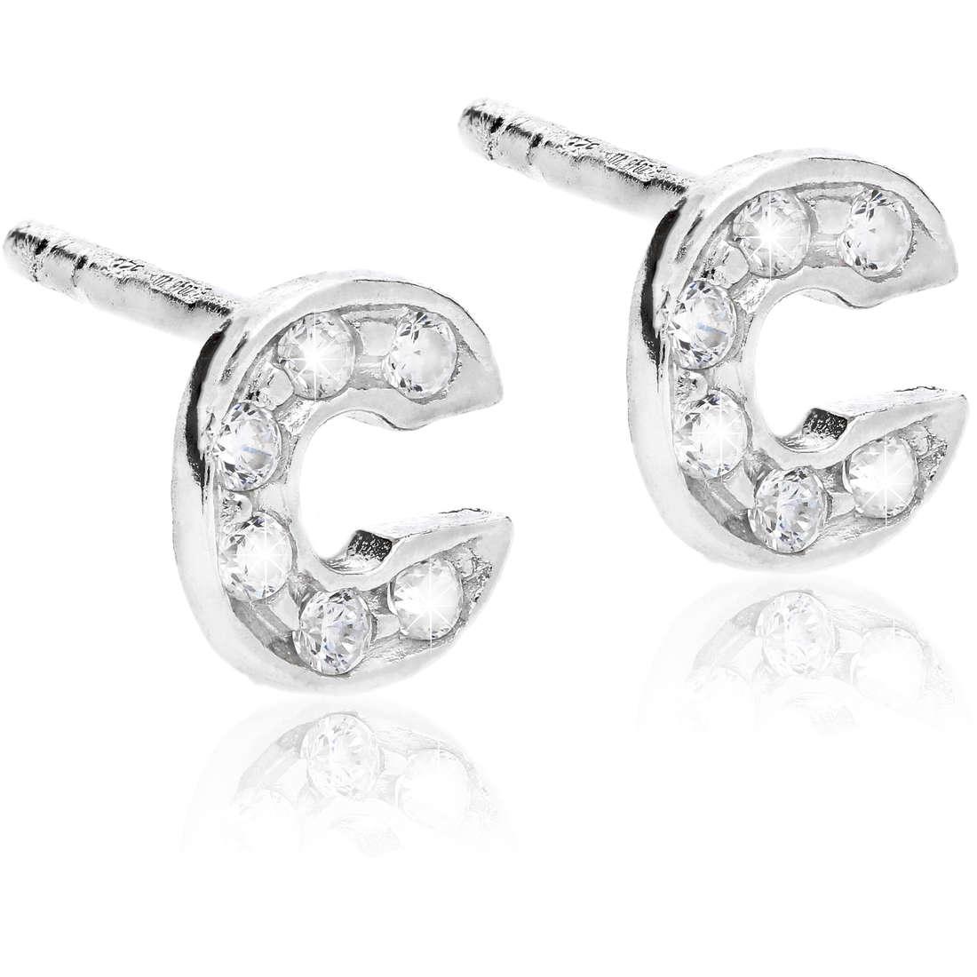 orecchini donna gioielli GioiaPura WOR0001CDL