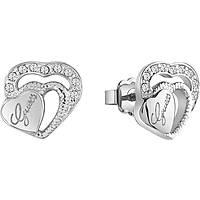 orecchini donna gioielli Guess Be My Valentine UBE83154