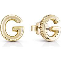orecchini donna gioielli Guess Gisèle UBE83016