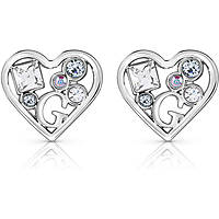 orecchini donna gioielli Guess Treasure UBE84110