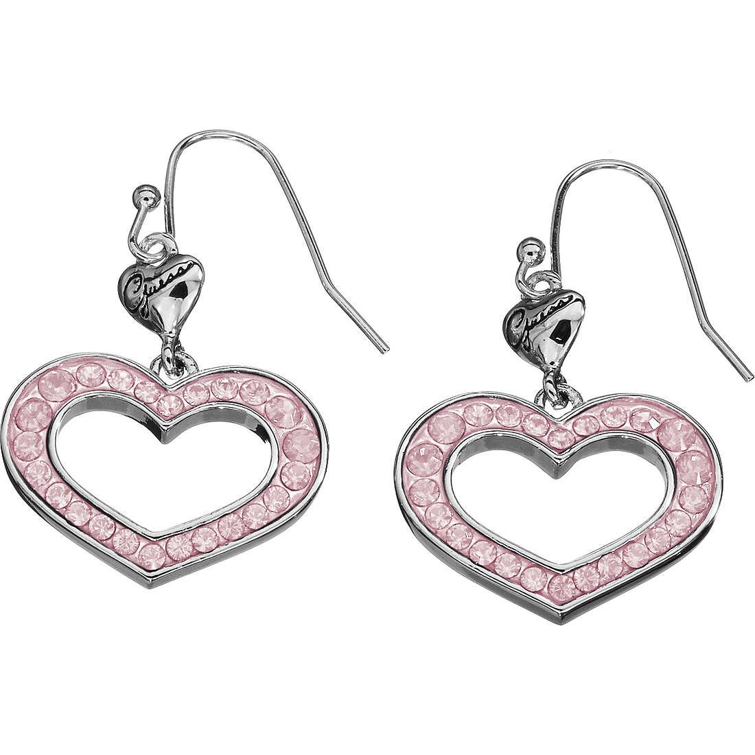 orecchini donna gioielli Guess UBE11219