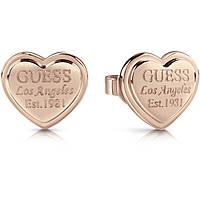 orecchini donna gioielli Guess UBE28010