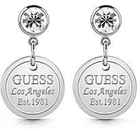 orecchini donna gioielli Guess UBE28040
