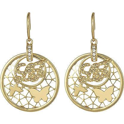 orecchini donna gioielli Liujo Brass LJ817