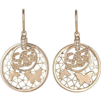 orecchini donna gioielli Liujo Brass LJ819