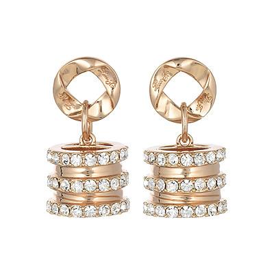 orecchini donna gioielli Liujo Brass LJ829