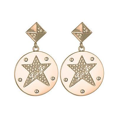 orecchini donna gioielli Liujo Brass LJ839
