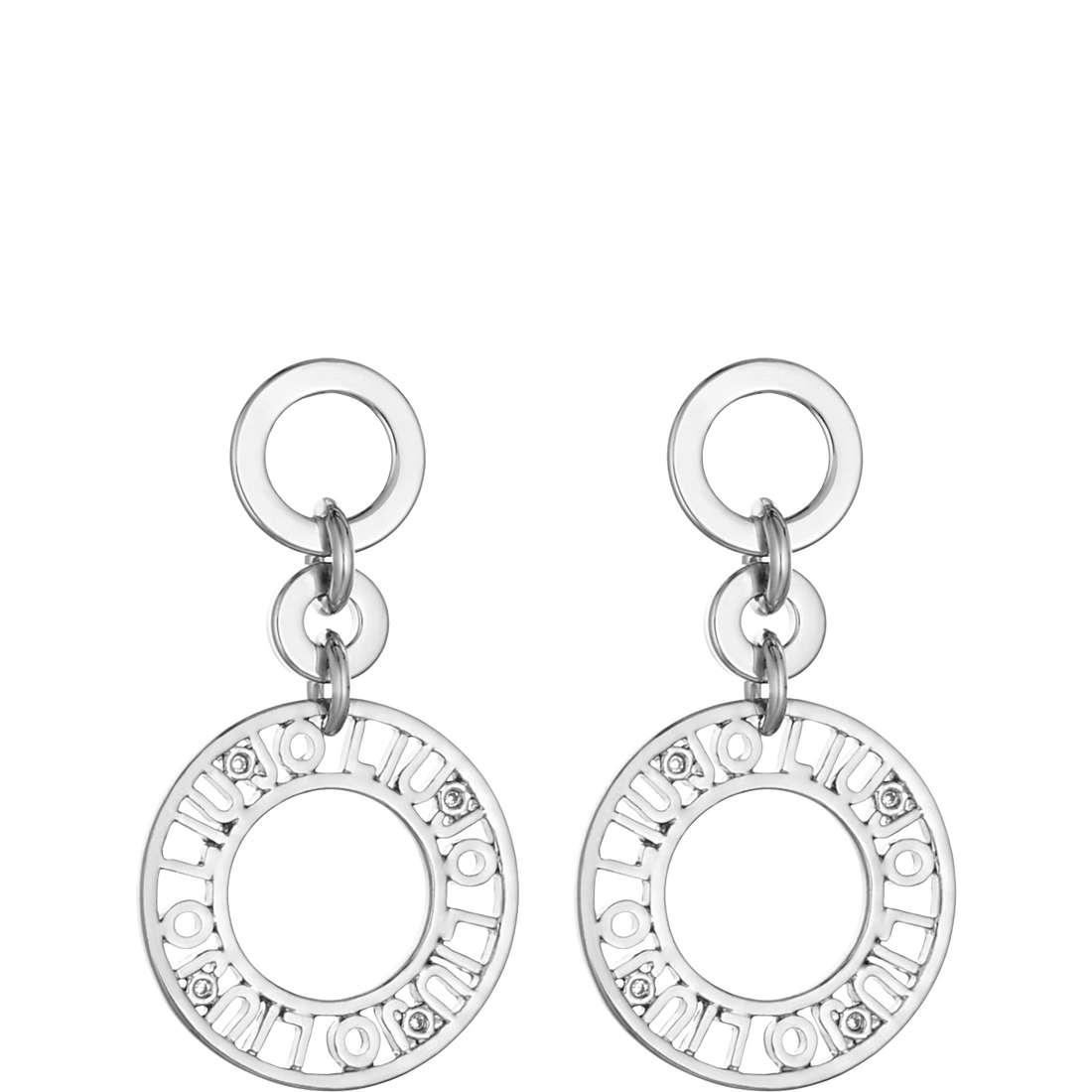 orecchini donna gioielli Liujo Dolceamara LJ928
