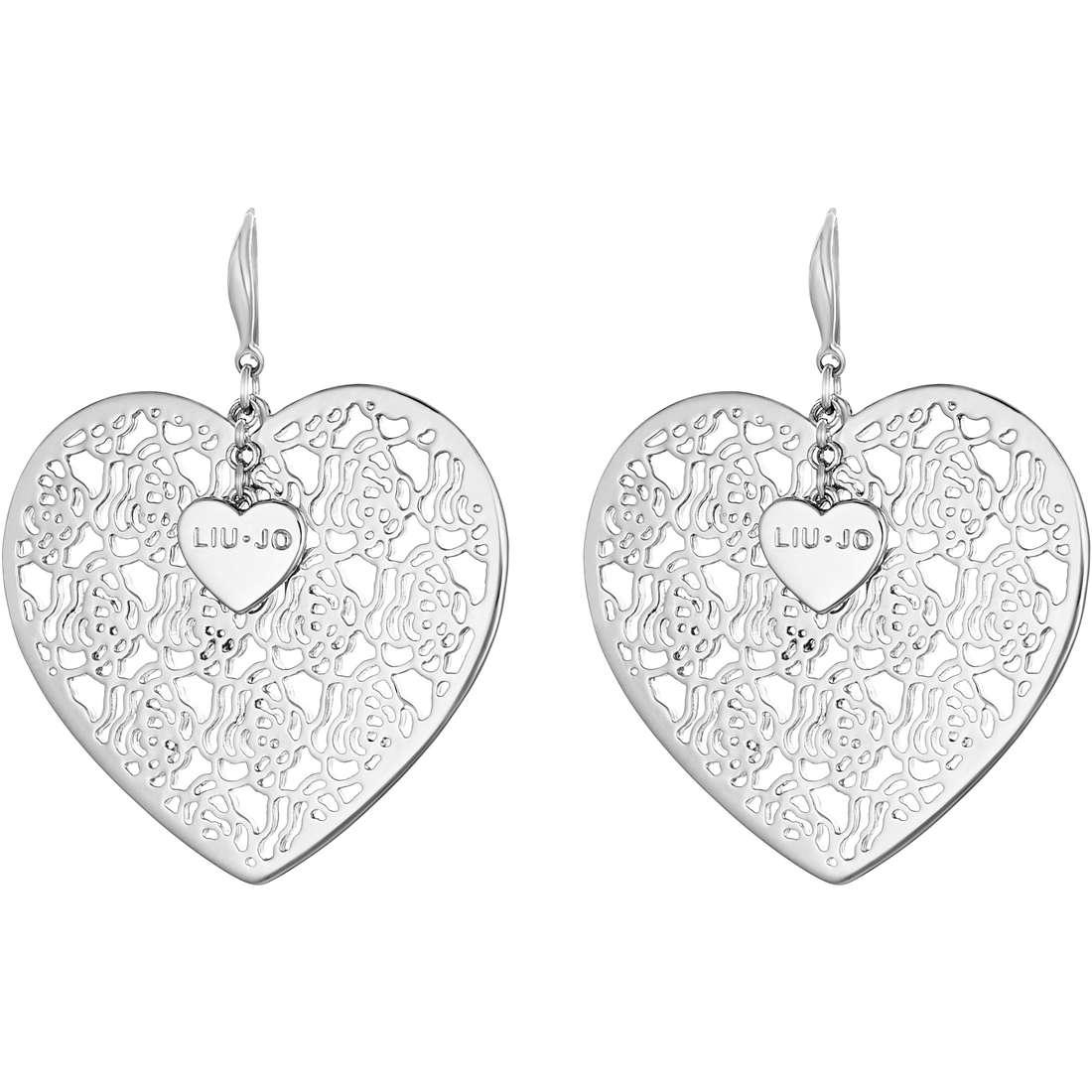 orecchini donna gioielli Liujo Trama LJ905