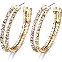 orecchini donna gioielli Luca Barra LBOK801