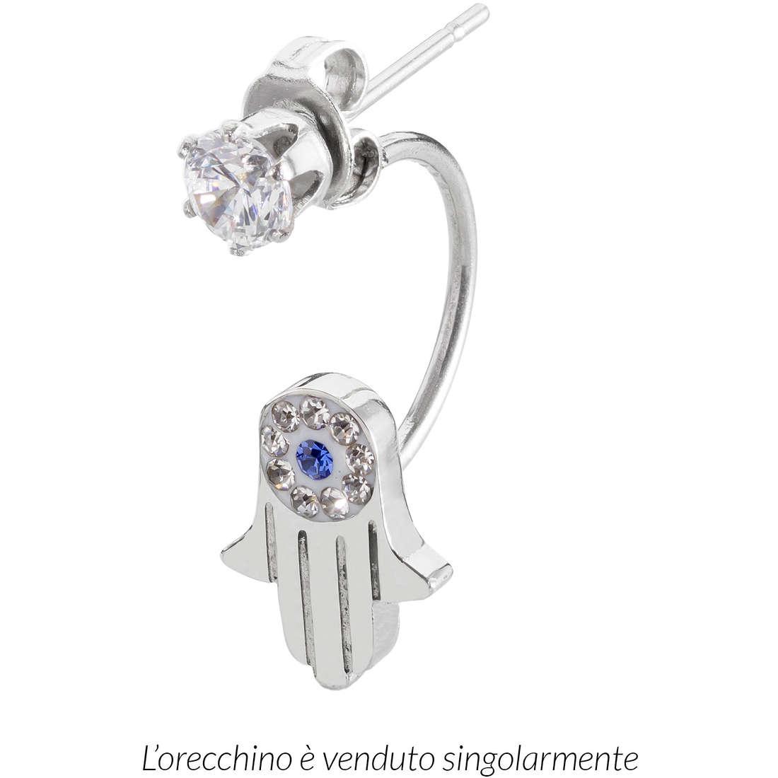orecchini donna gioielli Marlù Mano Di Fatima 14OR022
