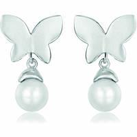 orecchini donna gioielli Melitea Farfalle MO176