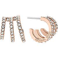 orecchini donna gioielli Michael Kors Brilliance MKJ5998791