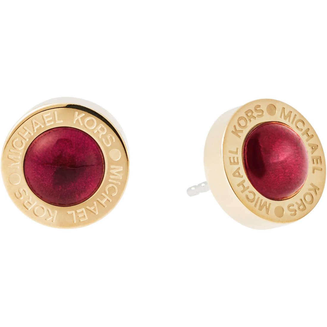 orecchini donna gioielli Michael Kors Logo MKJ6218710