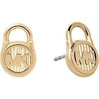 orecchini donna gioielli Michael Kors Logo MKJ6810710