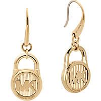 orecchini donna gioielli Michael Kors Logo MKJ6813710