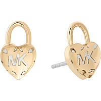 orecchini donna gioielli Michael Kors Logo MKJ7022710