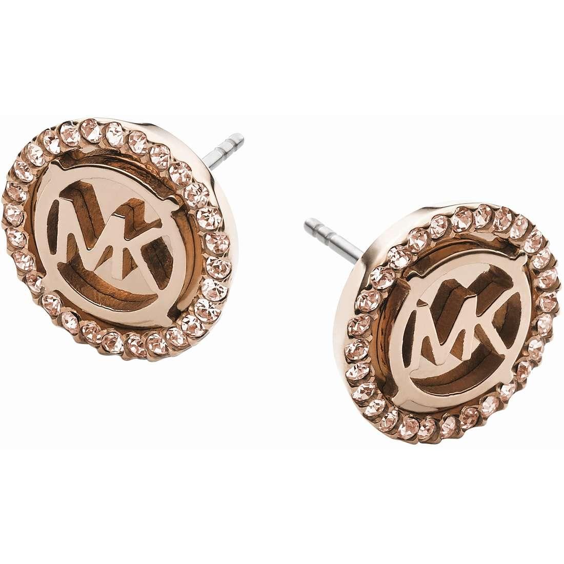 orecchini donna gioielli Michael Kors MKJ2942791