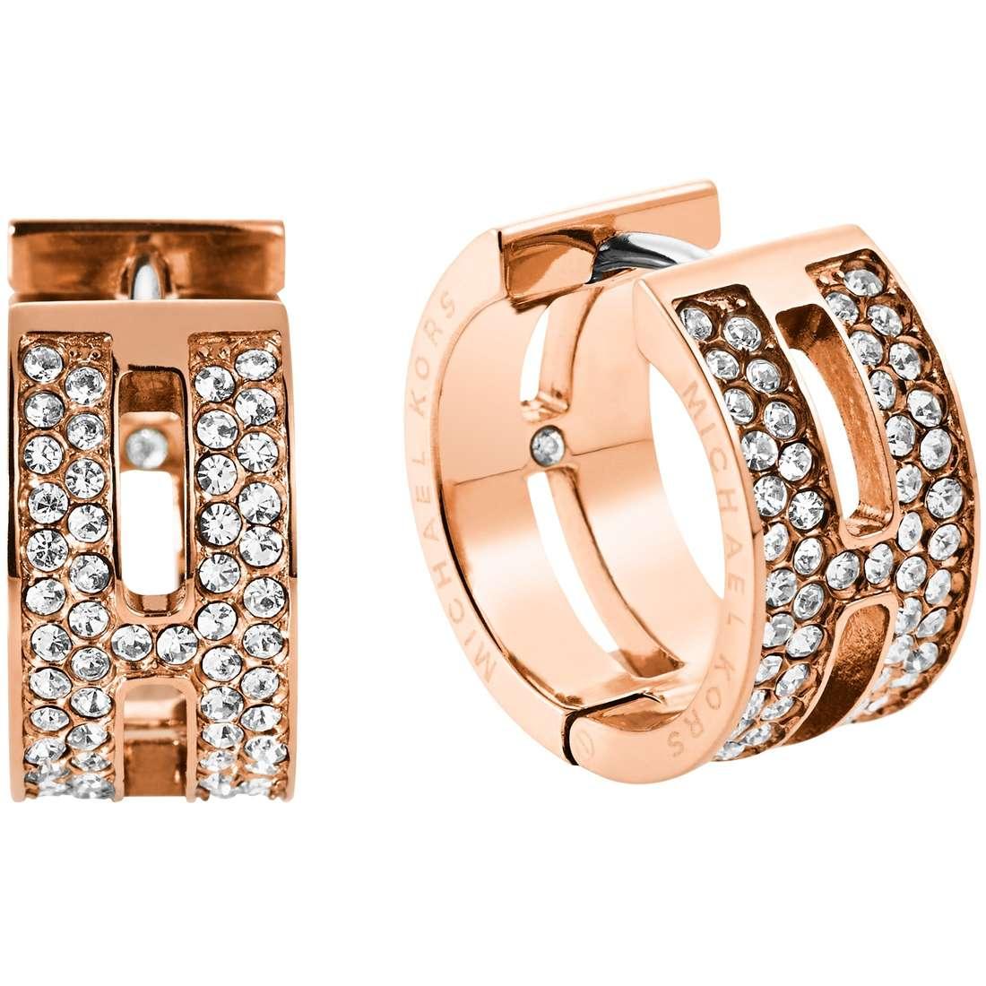 orecchini donna gioielli Michael Kors MKJ4448791
