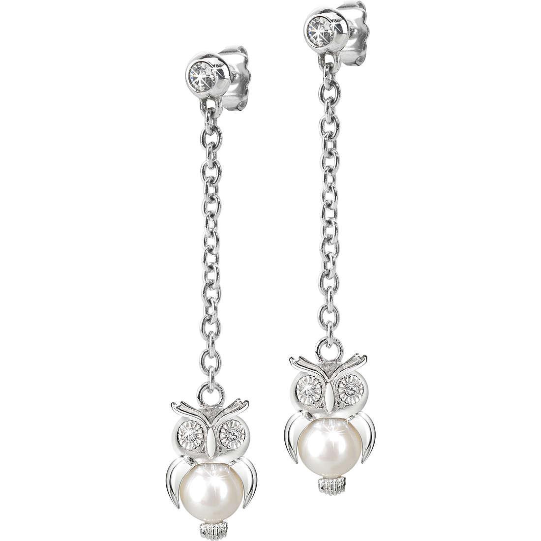orecchini donna gioielli Morellato Animalia SKP12