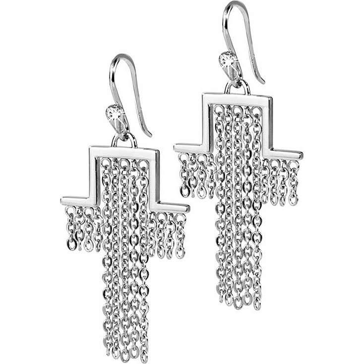 orecchini donna gioielli Morellato Cross SRH11