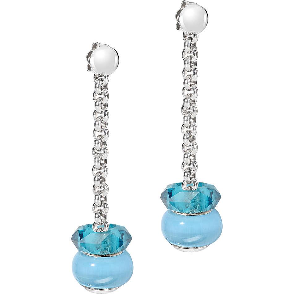 orecchini donna gioielli Morellato Drops SCZ414