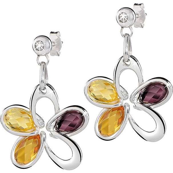 orecchini donna gioielli Morellato Fleur SIQ06