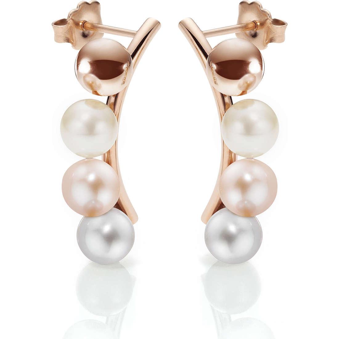 orecchini donna gioielli Morellato Lunae SADX03