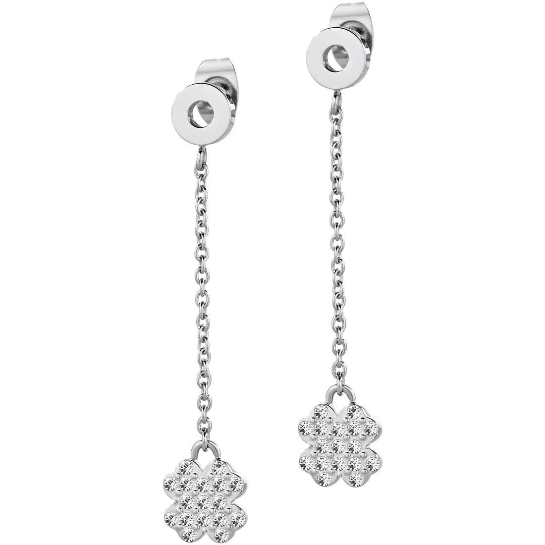 orecchini donna gioielli Morellato Mini SAGG01