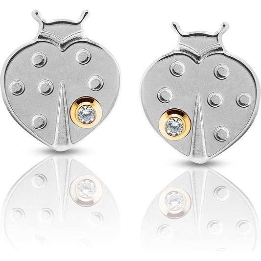 orecchini donna gioielli Nomination SYMPHONY 026251/007