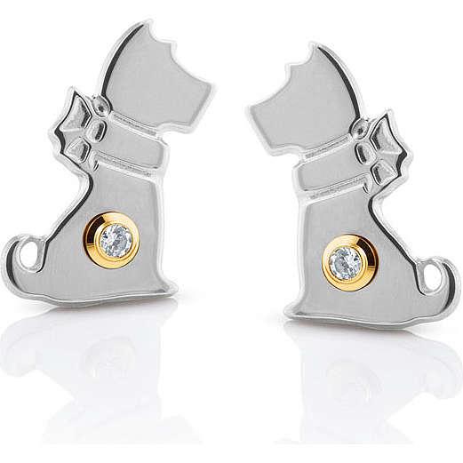 orecchini donna gioielli Nomination SYMPHONY 026251/015