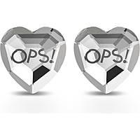 orecchini donna gioielli Ops Objects Shiny OPSOR-420