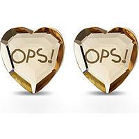 orecchini donna gioielli Ops Objects Shiny OPSOR-424