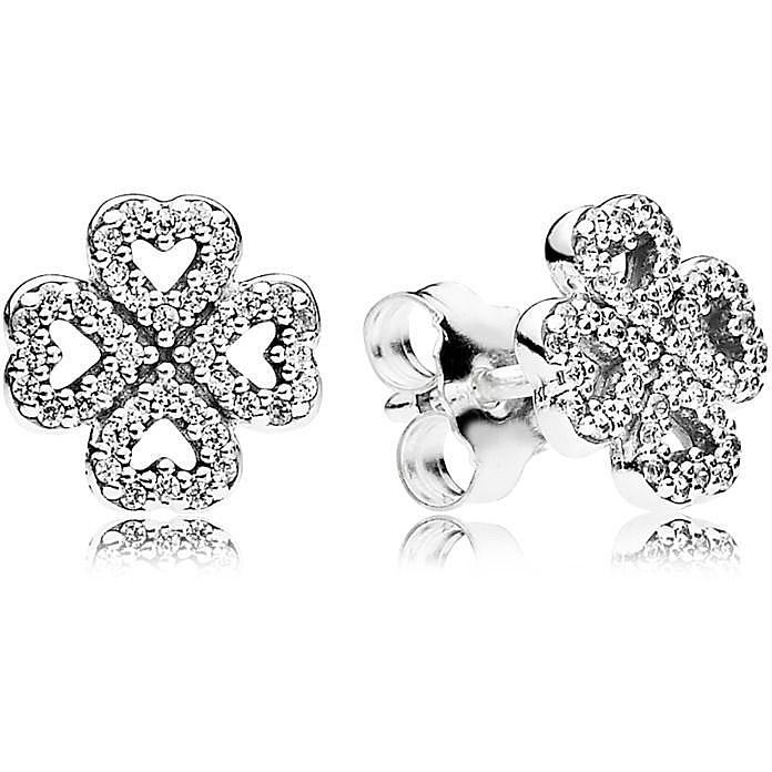 nuovi speciali stile di moda sporco a buon mercato orecchini donna gioielli Pandora 290626cz orecchini Pandora