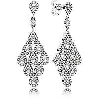 orecchini donna gioielli Pandora 296201cz