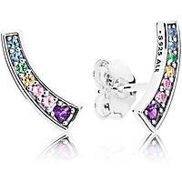 orecchini donna gioielli Pandora 297077nrpmx