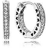 orecchini donna gioielli Pandora Cuori 296317cz