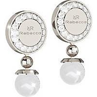 orecchini donna gioielli Rebecca Boulevard Pearl BBPOBB02