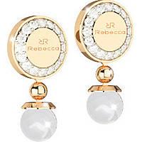 orecchini donna gioielli Rebecca Boulevard Pearl BBPOOO02