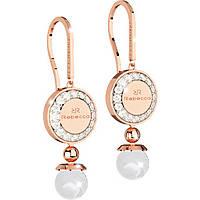 orecchini donna gioielli Rebecca Boulevard Pearl BBPORR03