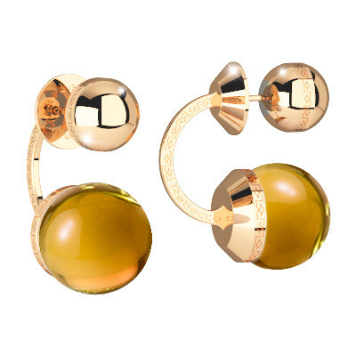 orecchini donna gioielli Rebecca Hollywood Stone BHSOOC04