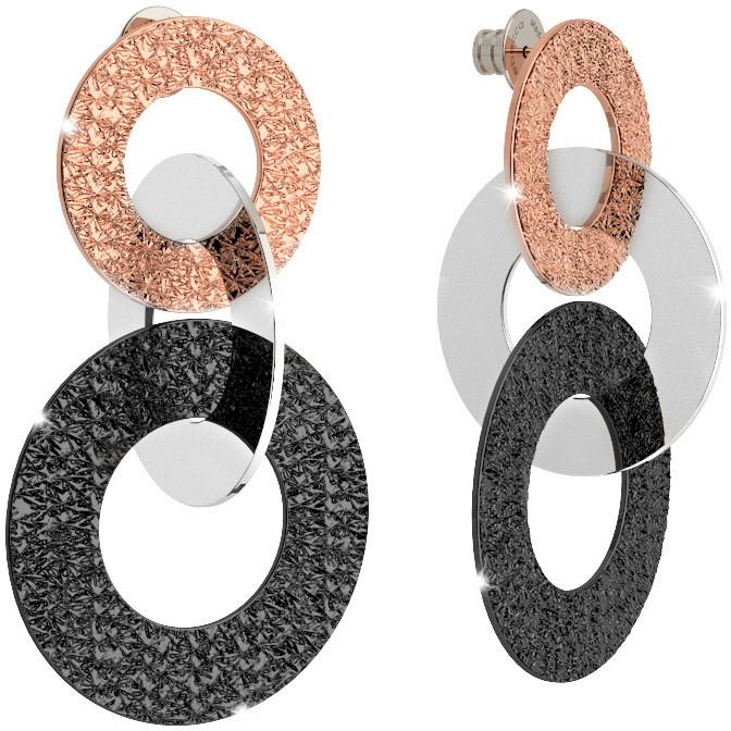 orecchini donna gioielli Rebecca Zero BRZOXM24