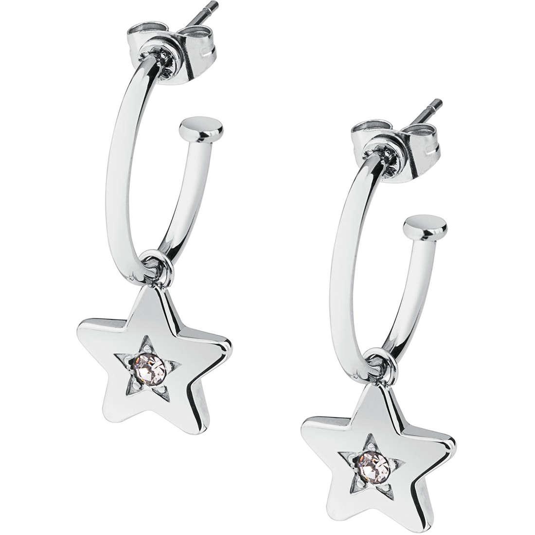 orecchini donna gioielli Sagapò Estrella SRE34
