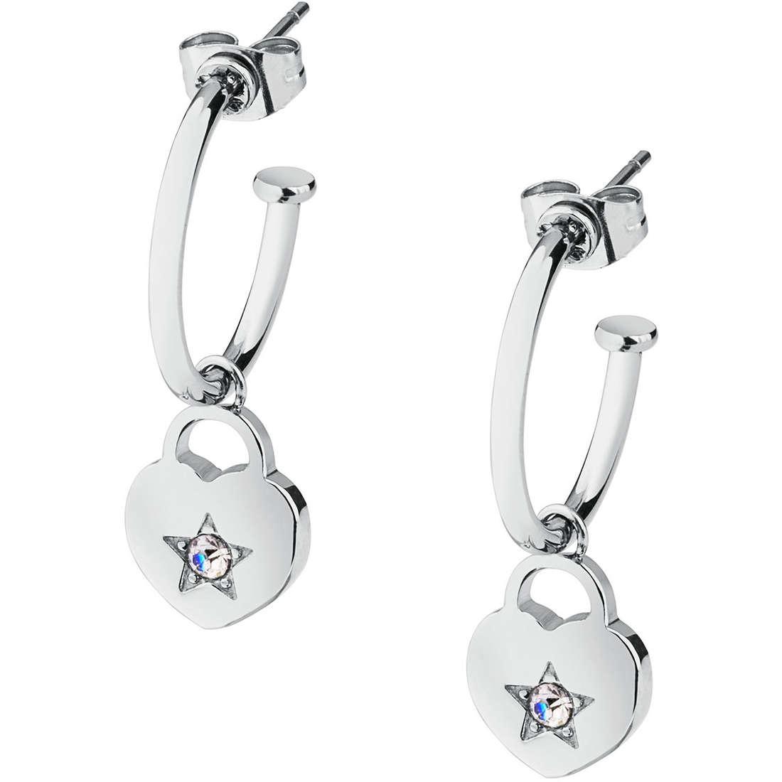 orecchini donna gioielli Sagapò Estrella SRE38