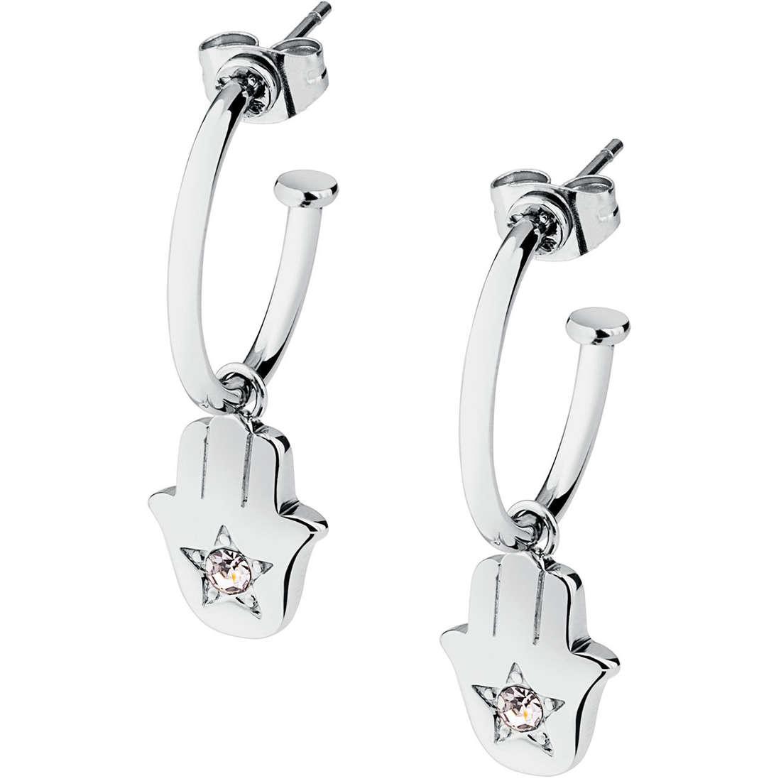 orecchini donna gioielli Sagapò Estrella SRE42